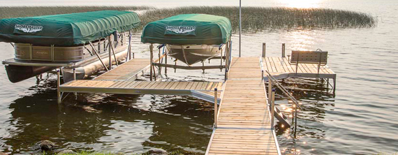 Shoremaster Docks and Lifts