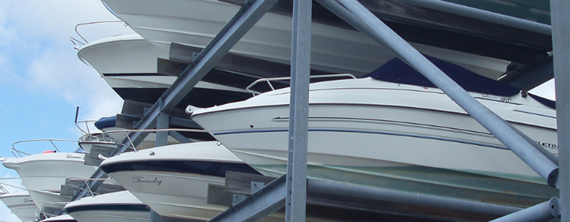 Marina Outdoor Storage Solutions