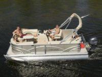 Sylvan 818 Cruise